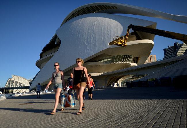 Nhà hát Opera ở Valencia