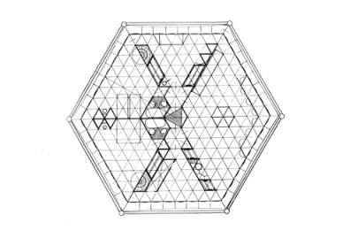 Mặt bằng căn nhà Dymaxion