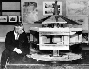 Buckminster Fuller và mô hình Dymaxion