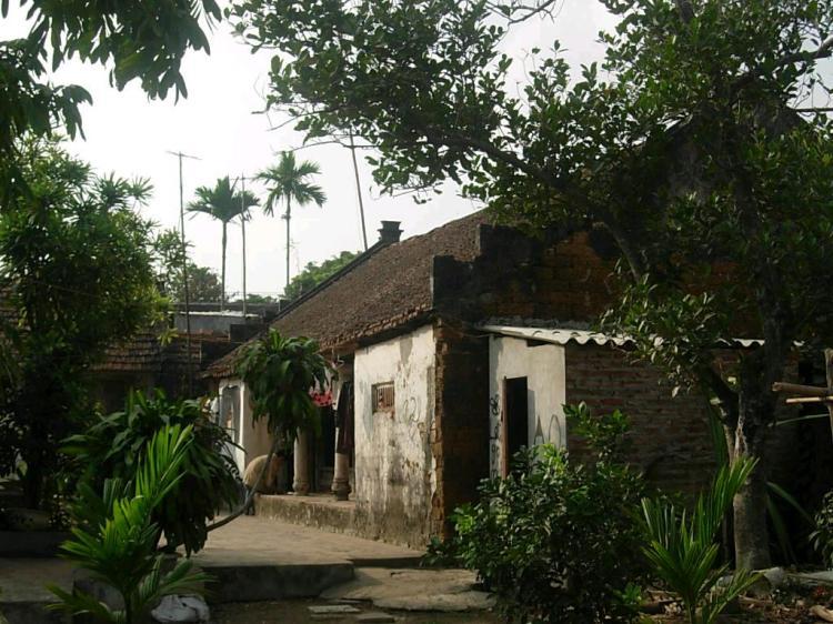 Nhà ở nông thôn sau năm 1954