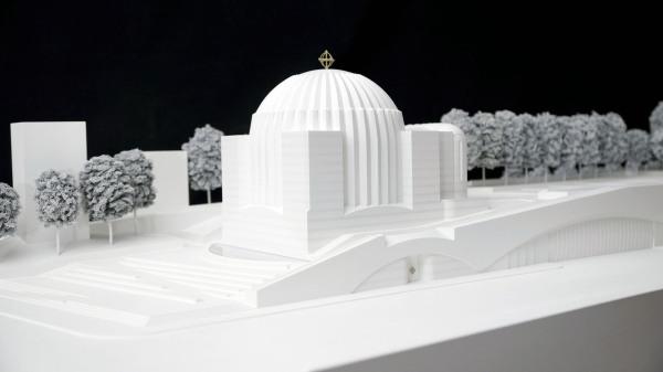 Mô hình nhà thờ thánh Nicolas