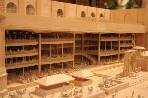 Mô hình dự án Thư viện trung tâm New York của Norman Foster