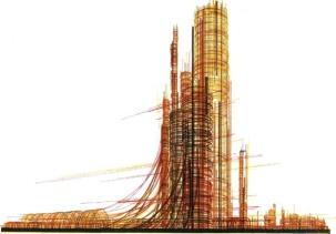 Siêu tưởng kiến trúc số 16