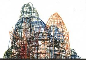 Serie siêu tưởng kiến trúc