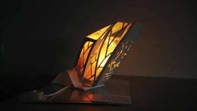 Zaha Hadid với đường nét tạo hình mềm mại và biến hóa.