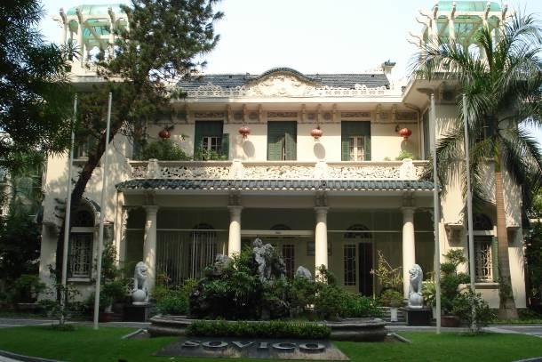 Biệt thư trên phố Phan Bội Châu