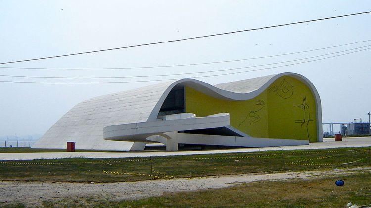 Nhà hát nhân dân Niteroi, 2007