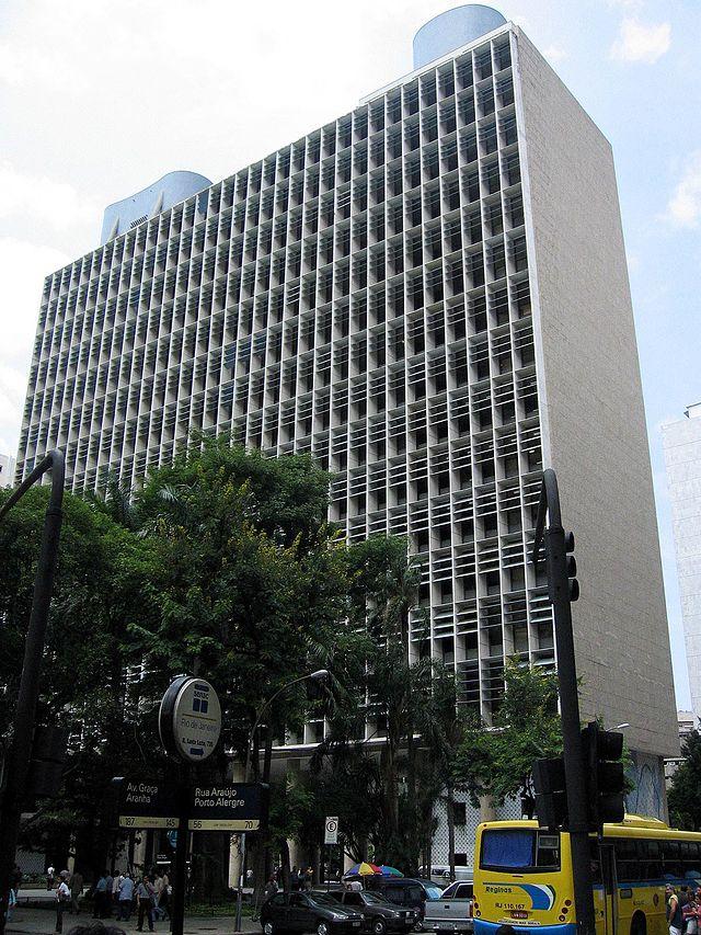 Trụ sở Bộ giáo dục và sức khỏe Brazil