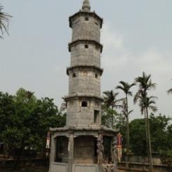 Hình 11. Tháp Bảo Nghiêm, chùa Bút tháp