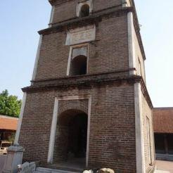 Hình 12. Tháp Hòa phong, chùa Dâu
