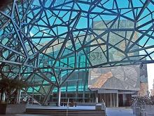 Federation Square, Melbourne, Australia, 2002, Lab Architecture Studio.