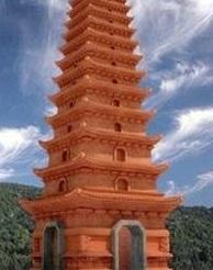 Hình 3. Phối cảnh tháp Tường Long