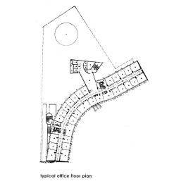Niemeyer-officeplan