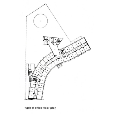 Niemeyer-officeplan