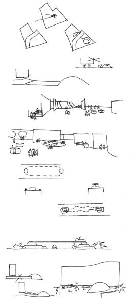 Niemeyer-Sketches