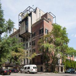 23 Beekman Place, New York, 1977–95