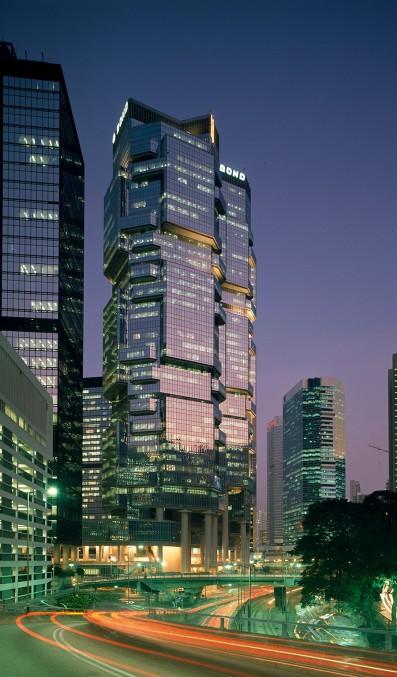 Bond Centre, Hong Kong, 1988