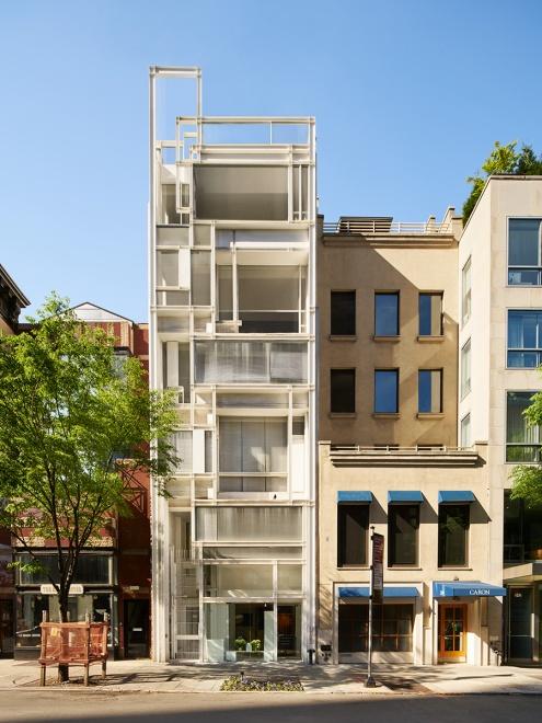 Tòa nhà Modulighting